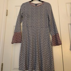Ann Taylor Loft swing dress